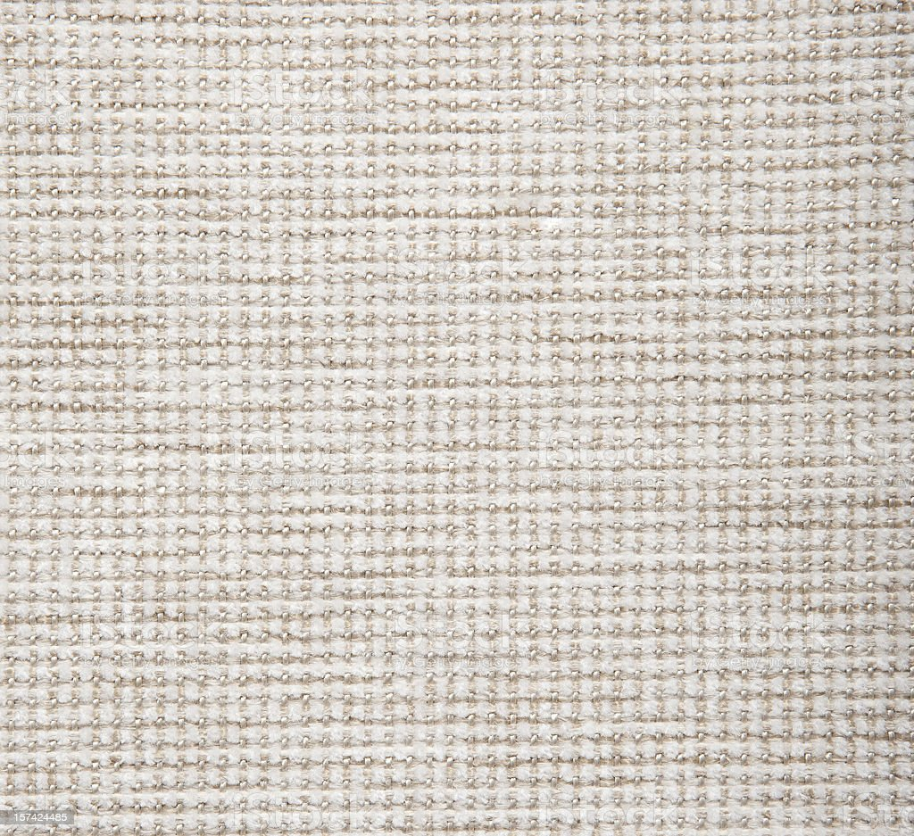 Beige textile fabric detail royalty-free stock photo