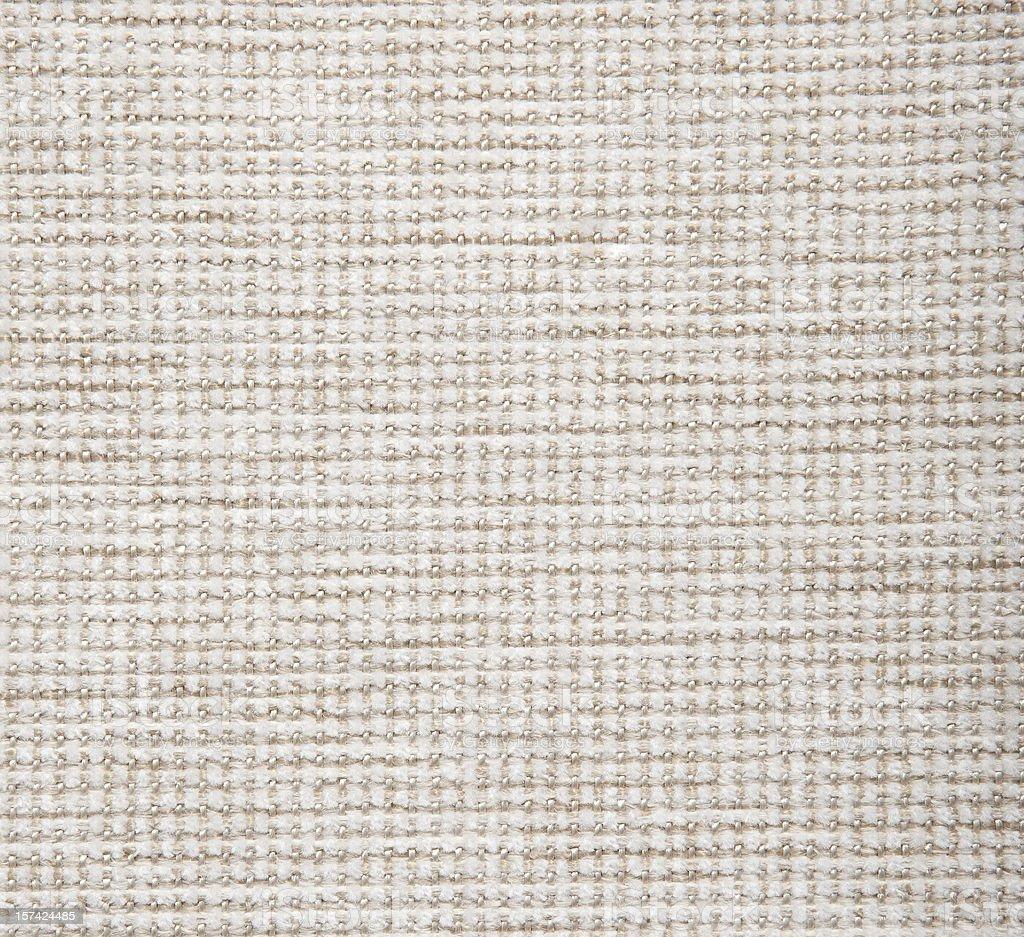 Beige textile fabric detail stock photo