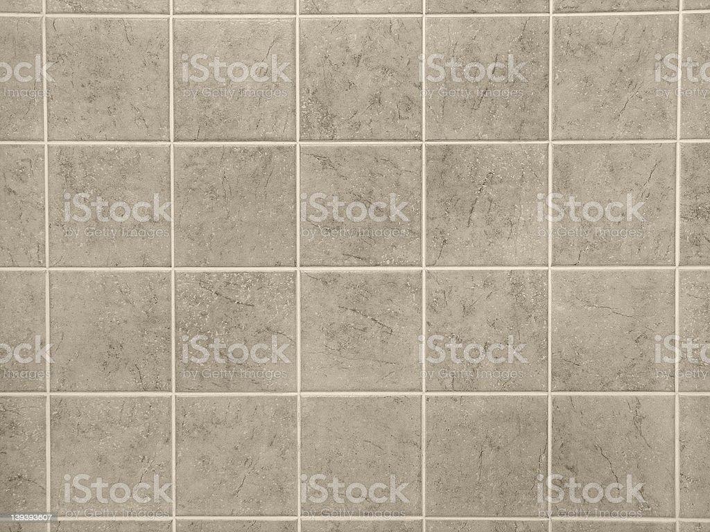 Beige Tiles royalty-free stock photo