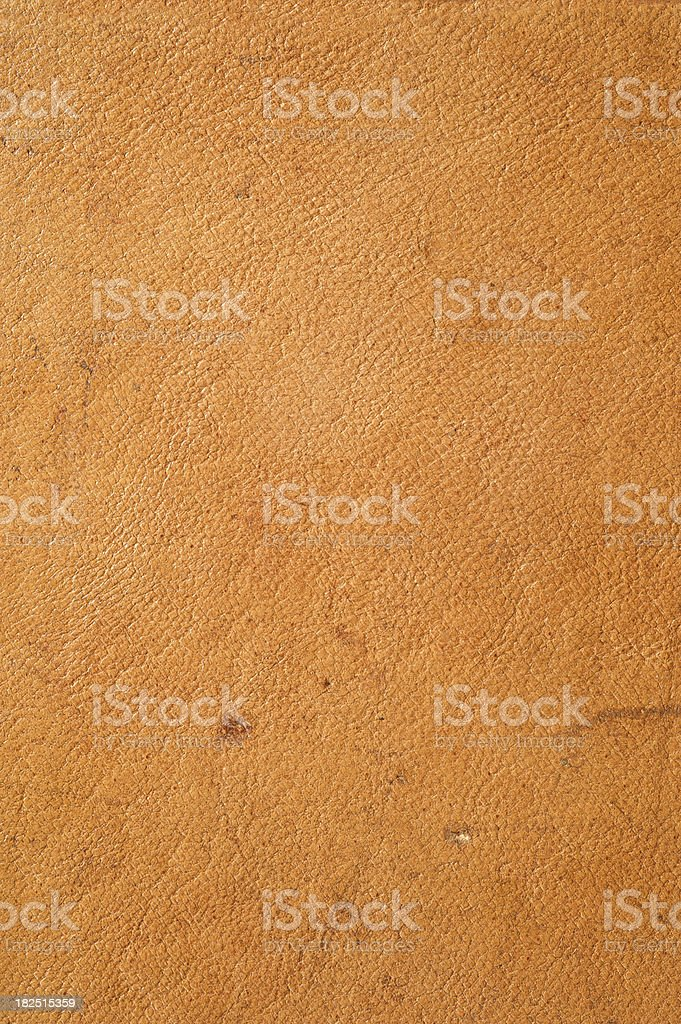 Beige Vintage Leather Background royalty-free stock photo