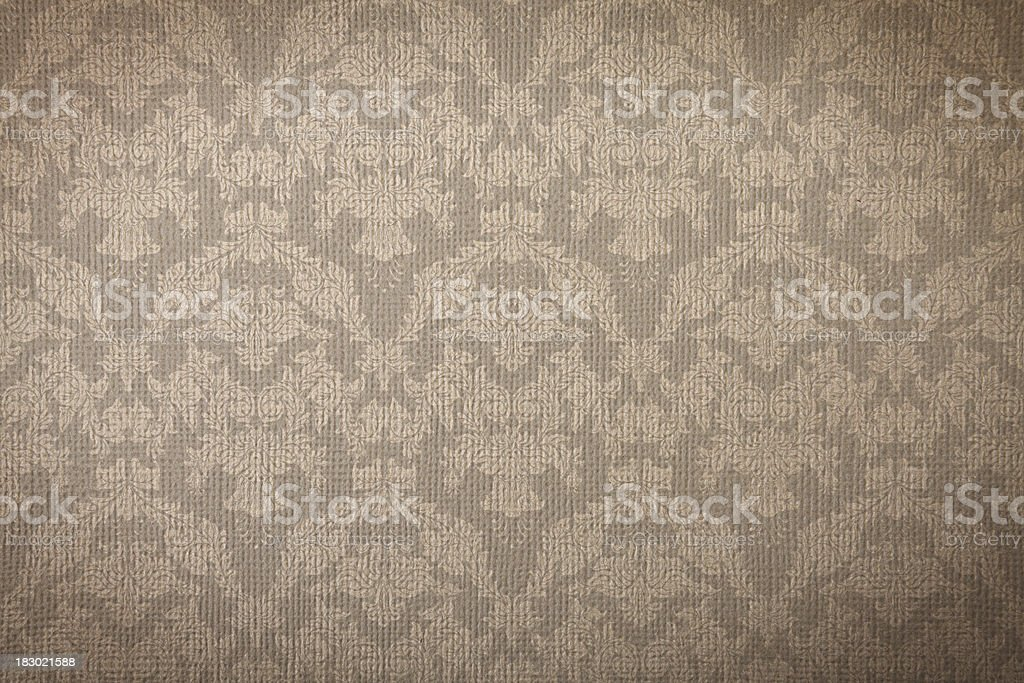 Beige/Brown Wallpaper Background royalty-free stock photo