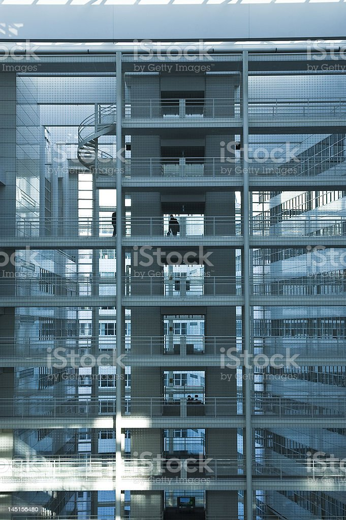 Beijing architecture royalty-free stock photo