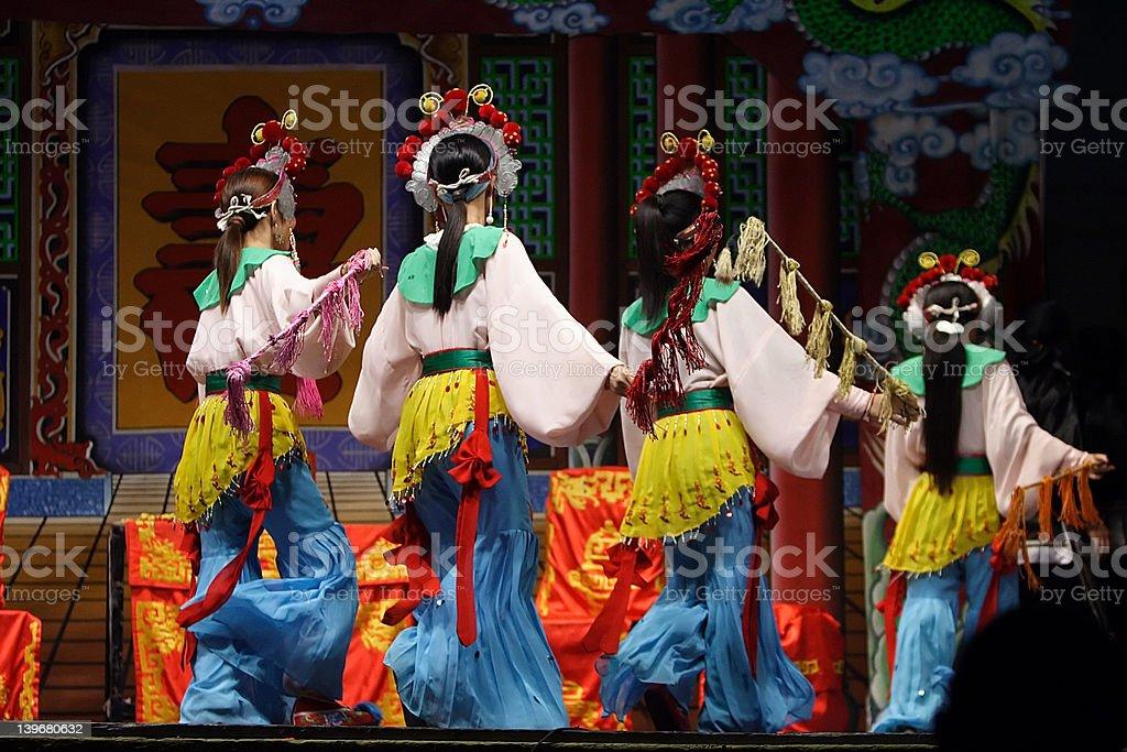 Beijing Opera stock photo