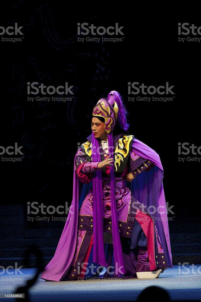 Beijing opera royalty-free stock photo
