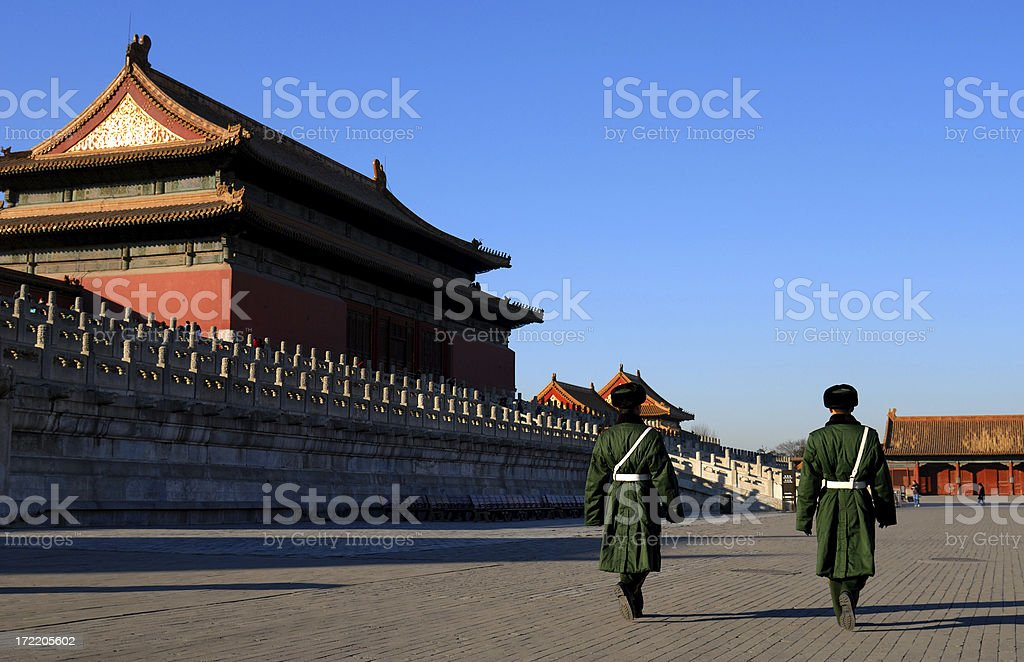 Beijing royalty-free stock photo