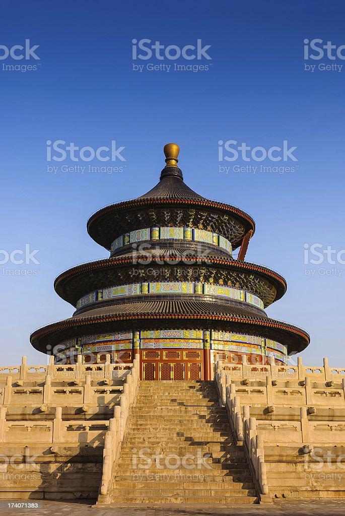 Beijing Temple of Heaven royalty-free stock photo
