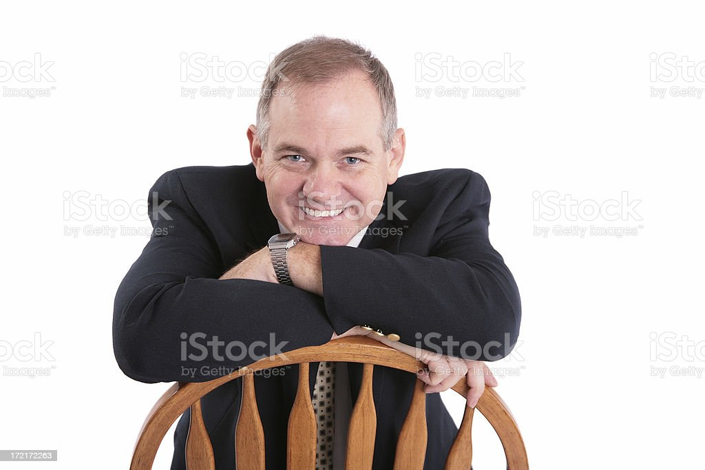 Being Attentive stock photo