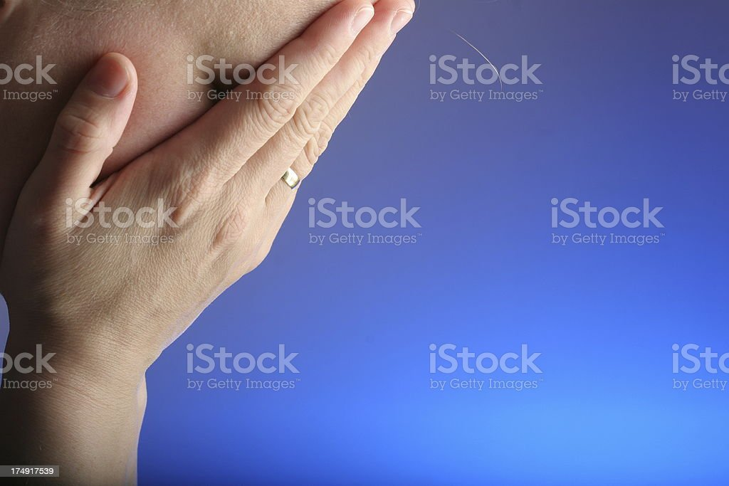 being blue royalty-free stock photo