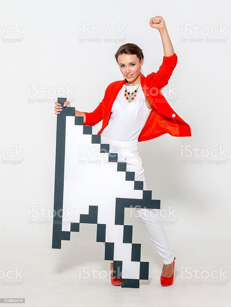 Being designer stock photo