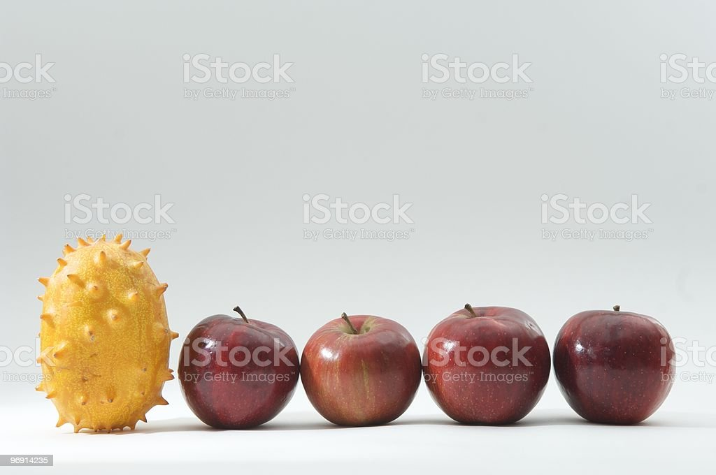Being different stock photo