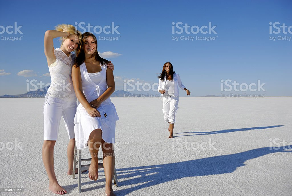 Being Included stock photo