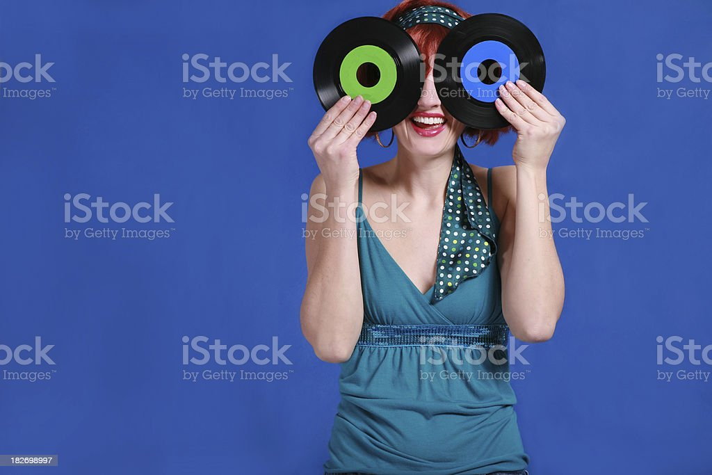 Being Silly stock photo