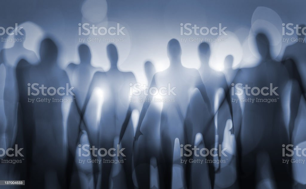 Beings stock photo