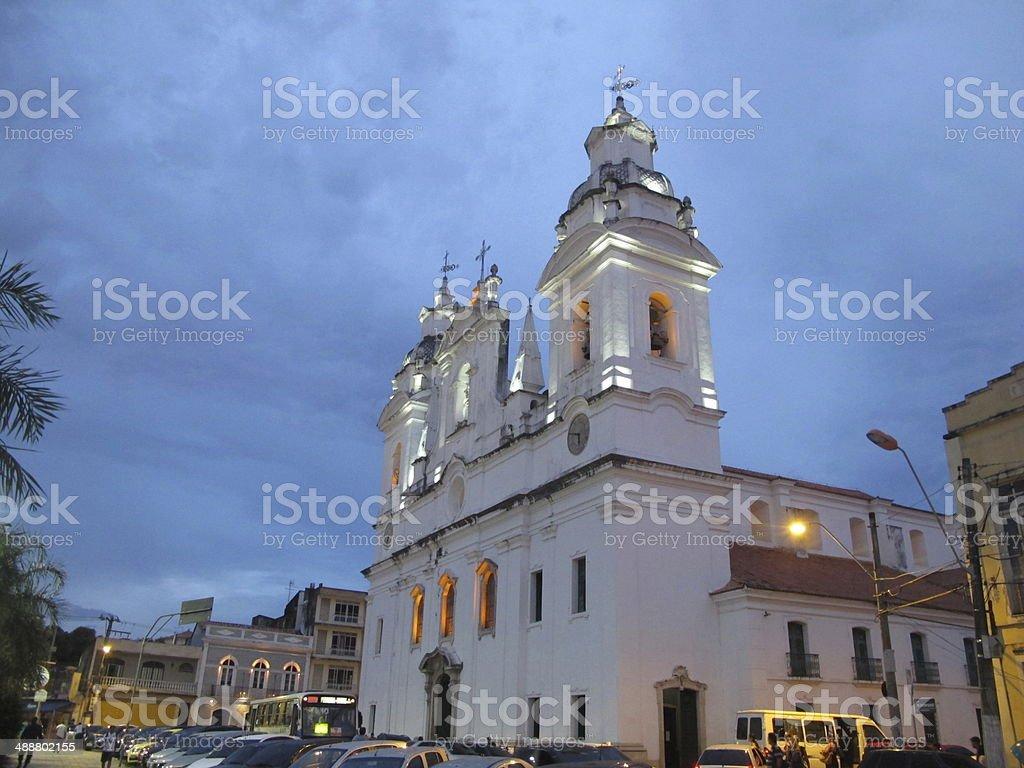 belem catedral stock photo