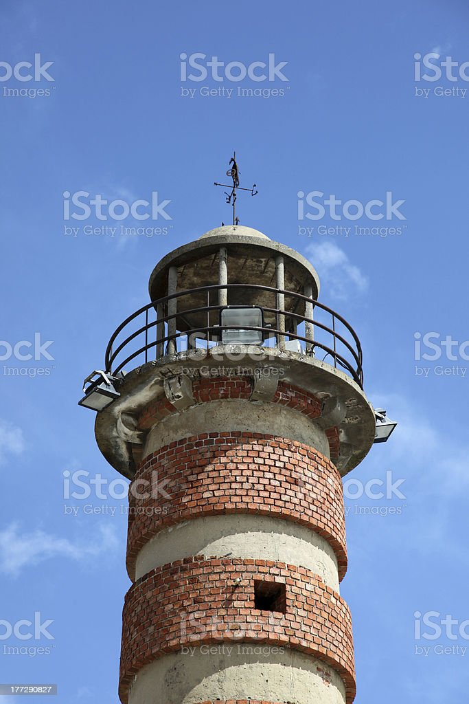 Belem Lighthouse - Lisbon Portugal royalty-free stock photo