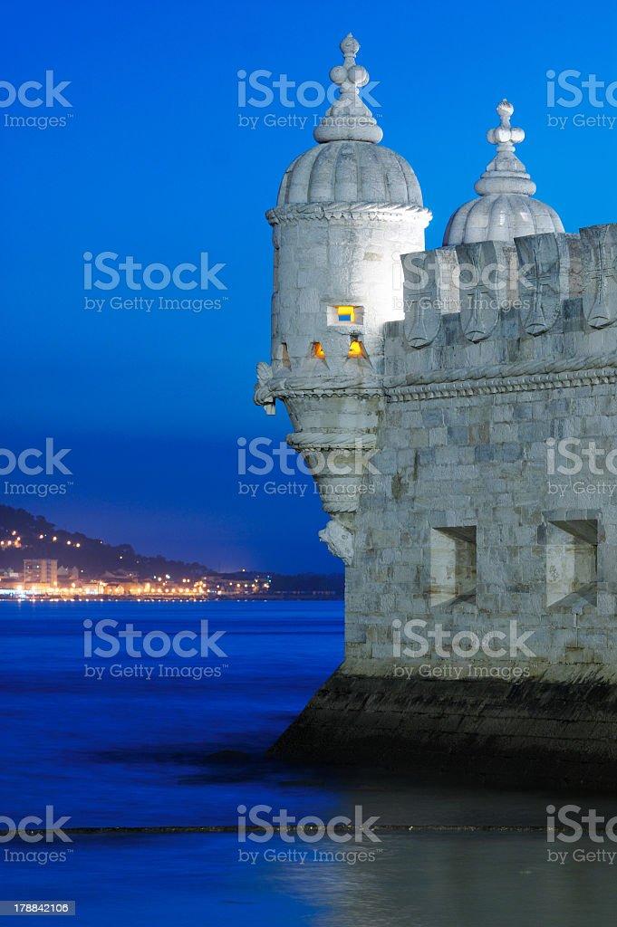 Belem Tower royalty-free stock photo