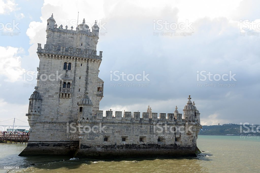 Belem Tower royalty-free stock photo