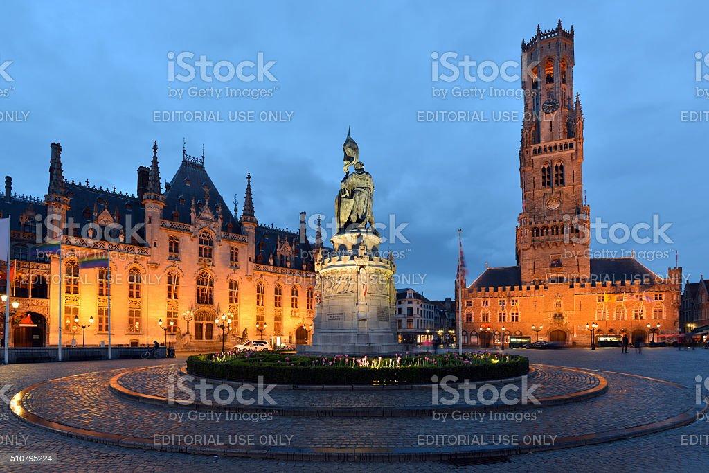 Belgium, Bruges stock photo