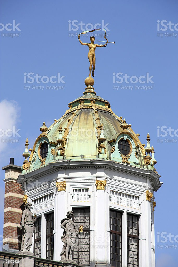 Belgium - Brussels royalty-free stock photo