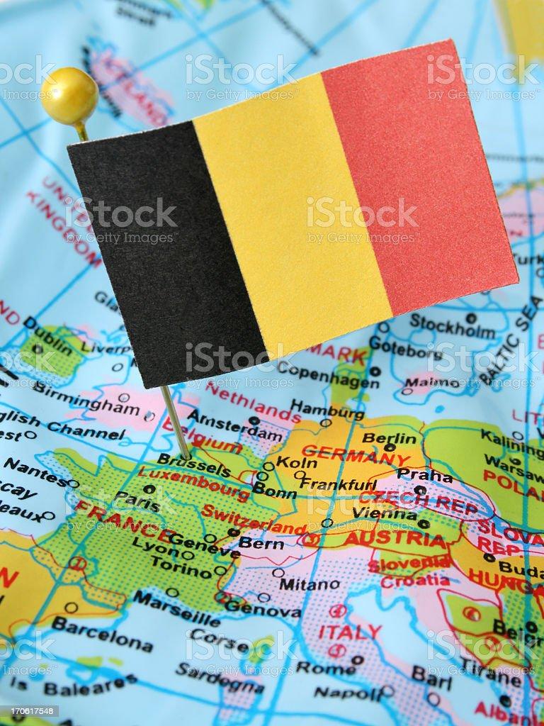 Belgium stock photo