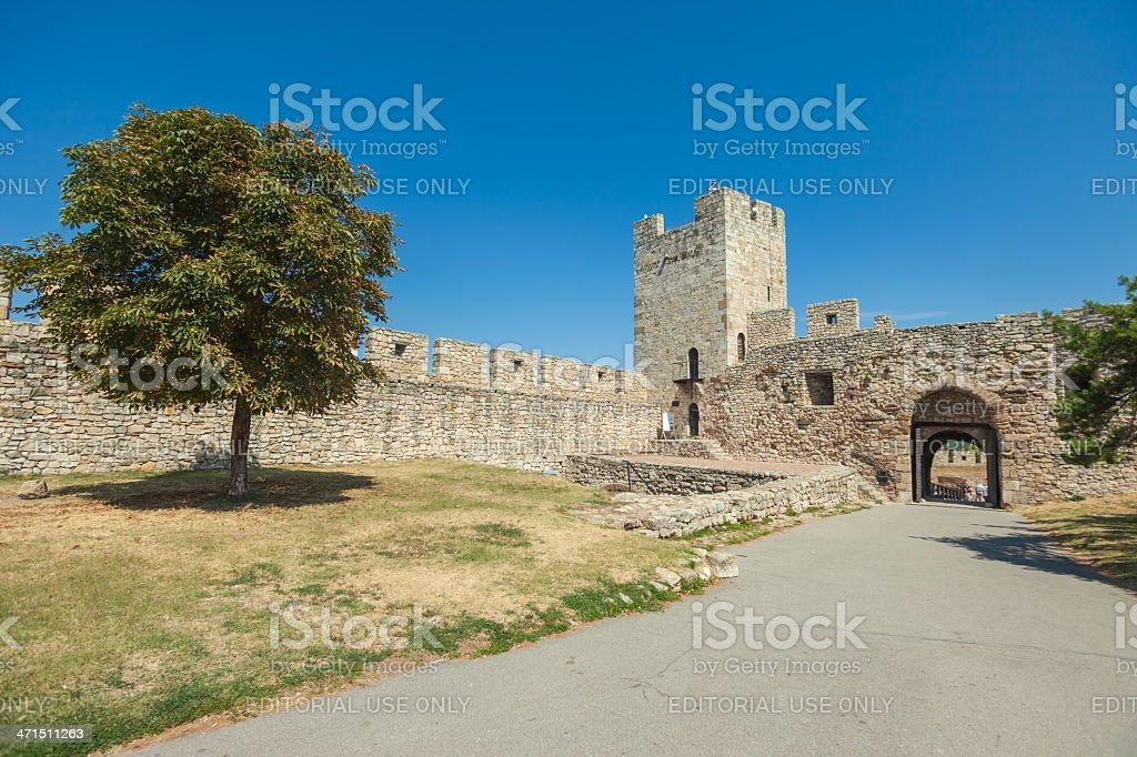 Belgrade Fortress royalty-free stock photo