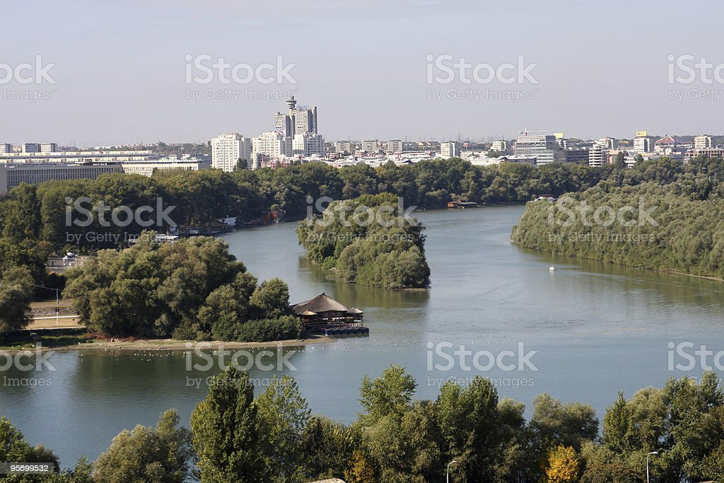 Belgrade, Serbia royalty-free stock photo