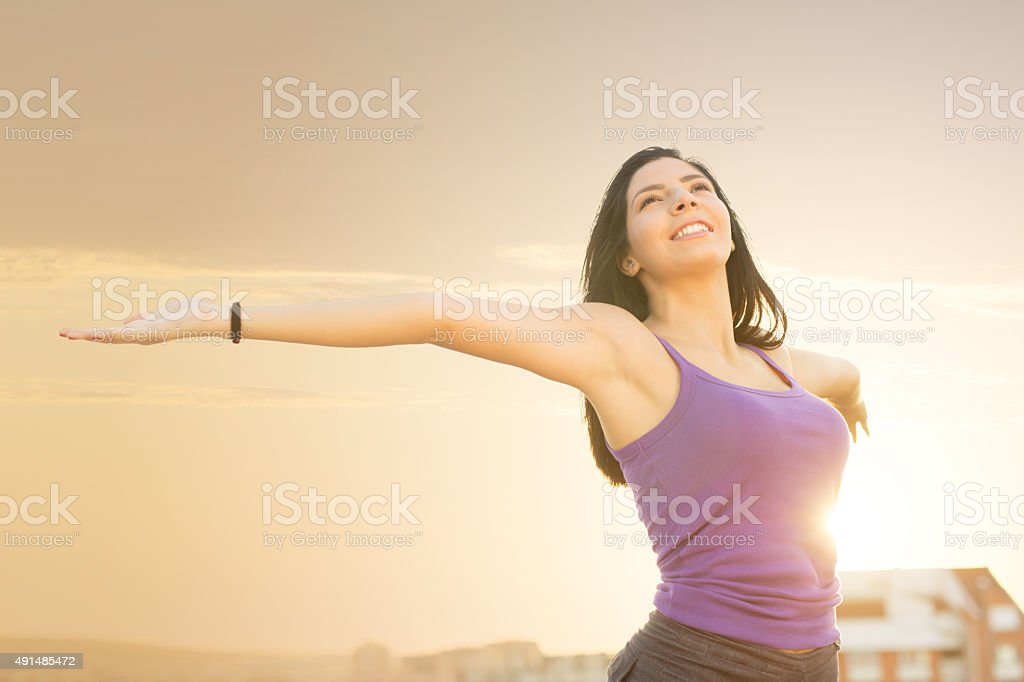 Believe And Achieve stock photo