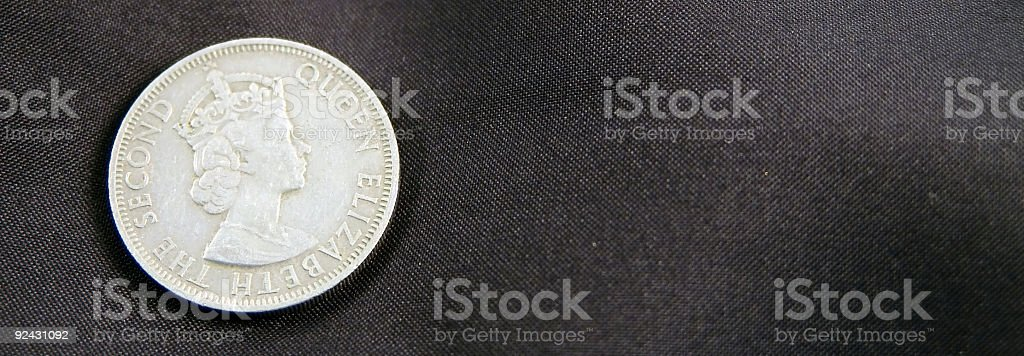 belize COIN royalty-free stock photo