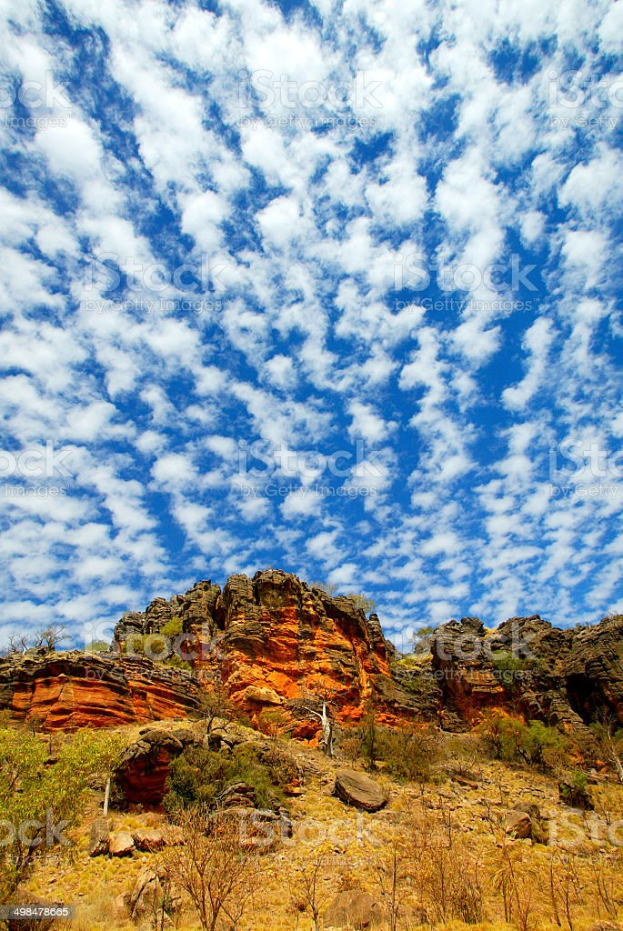 Bell Gorge, Gibb River Road, Kimberley Western Australia, Australia royalty-free stock photo