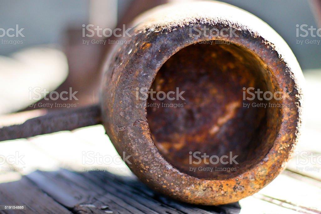 Bell Hammer stock photo