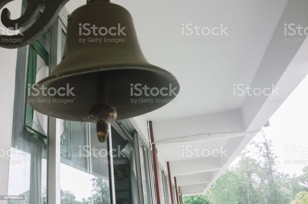 Bell stock photo