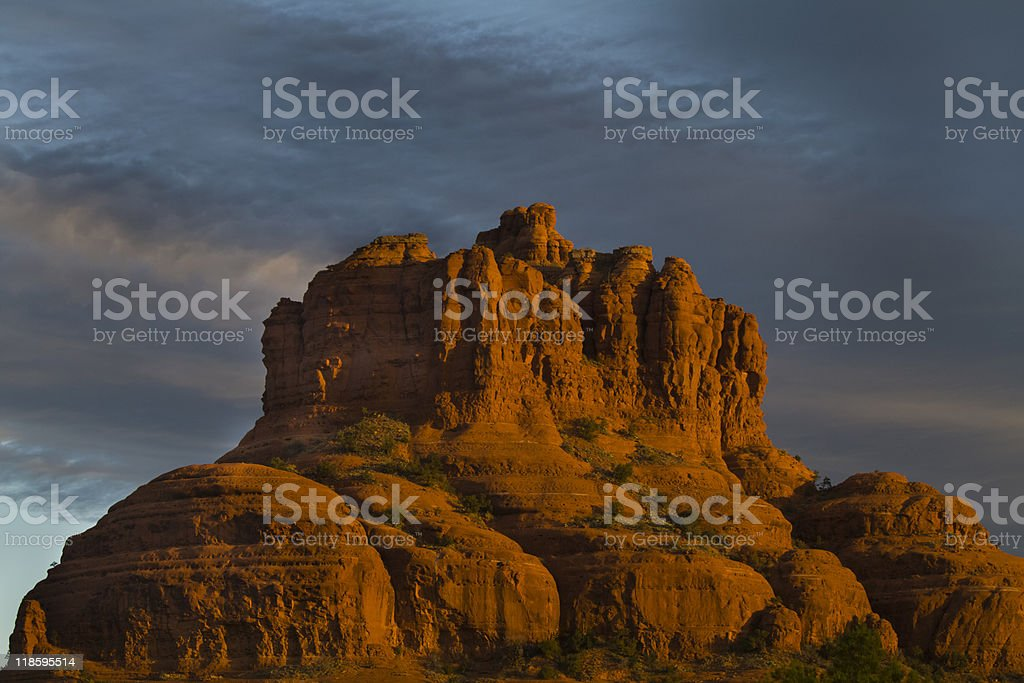 Bell Rock royalty-free stock photo