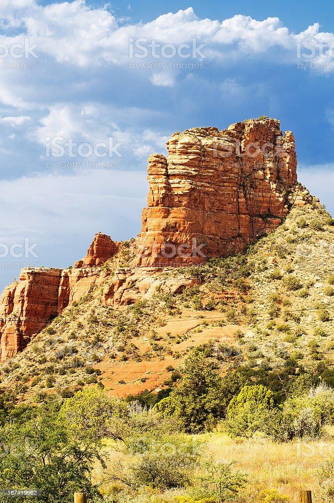 Bell Rock, Sedona royalty-free stock photo