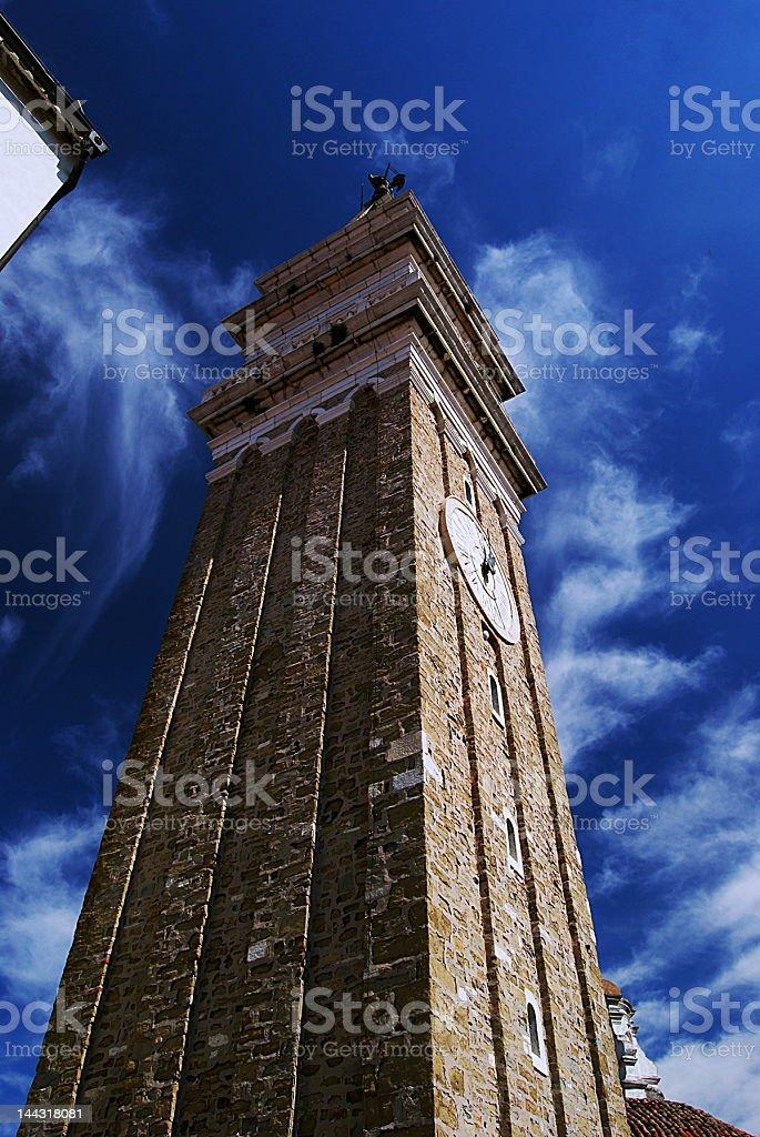 Bell tower photo libre de droits