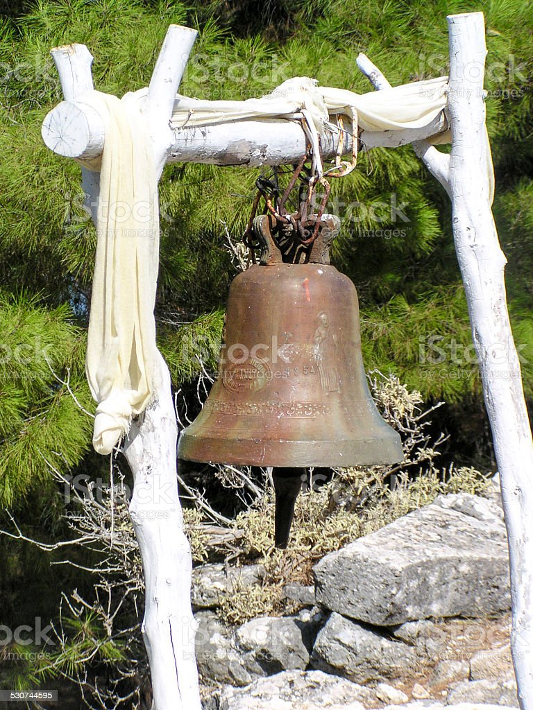 'Bell Tower' royalty-free stock photo