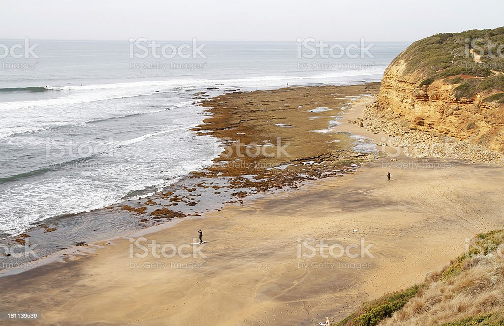 Bells Beach, Victoria stock photo