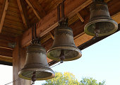 Bells of an orthodox temple.