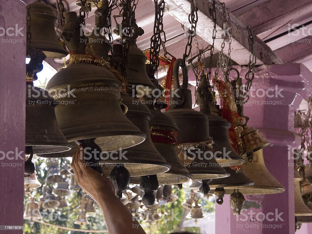 Bells of god royalty-free stock photo