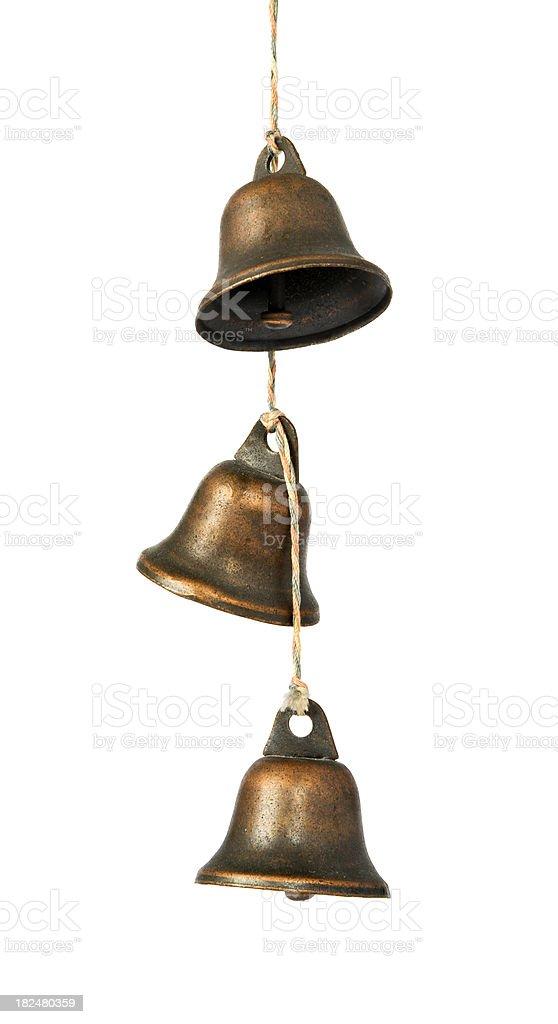Bells royalty-free stock photo