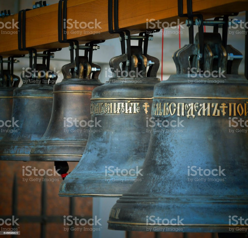 Bells. stock photo