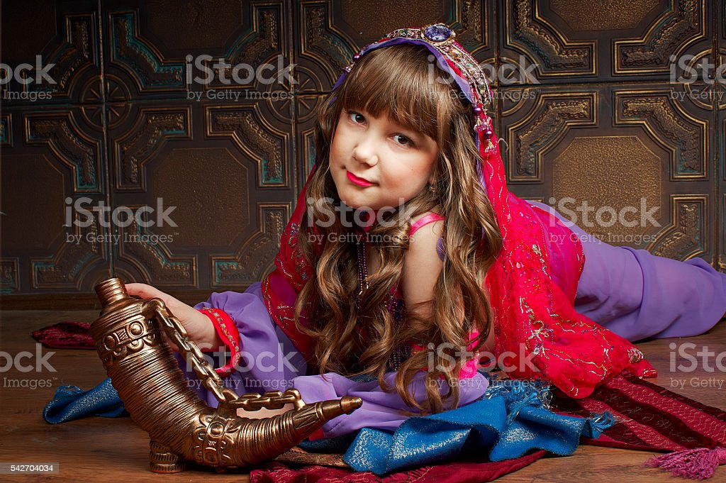 belly dance stock photo