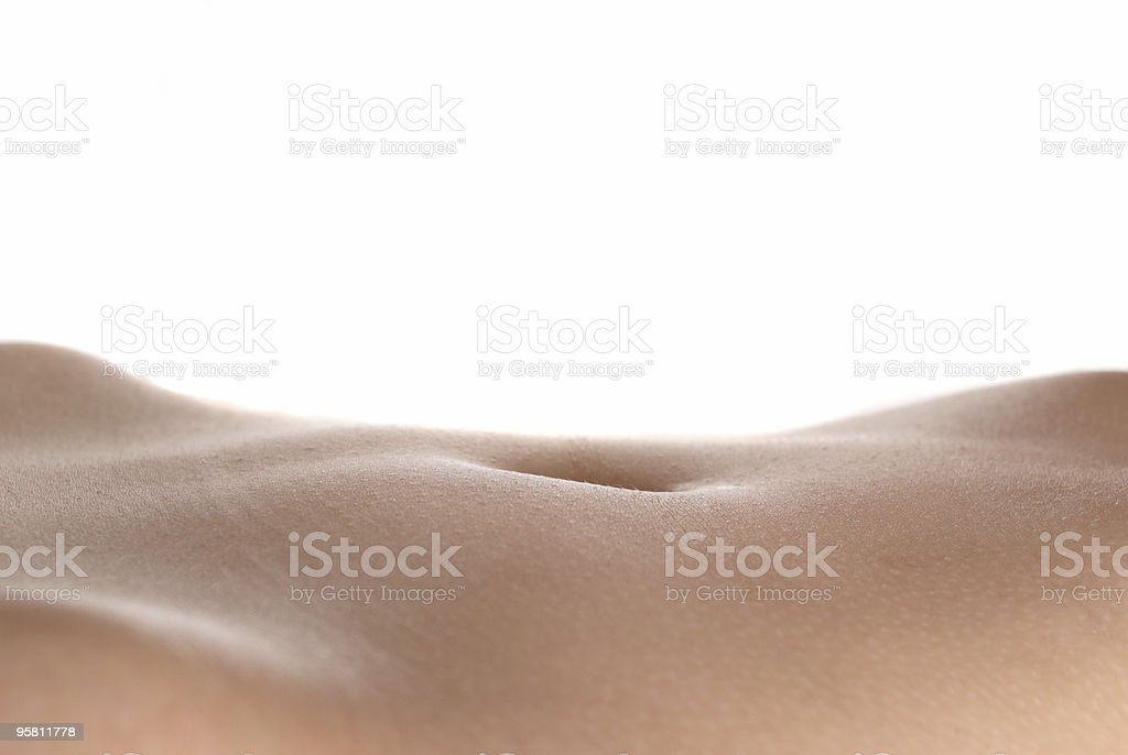 belly royalty-free stock photo