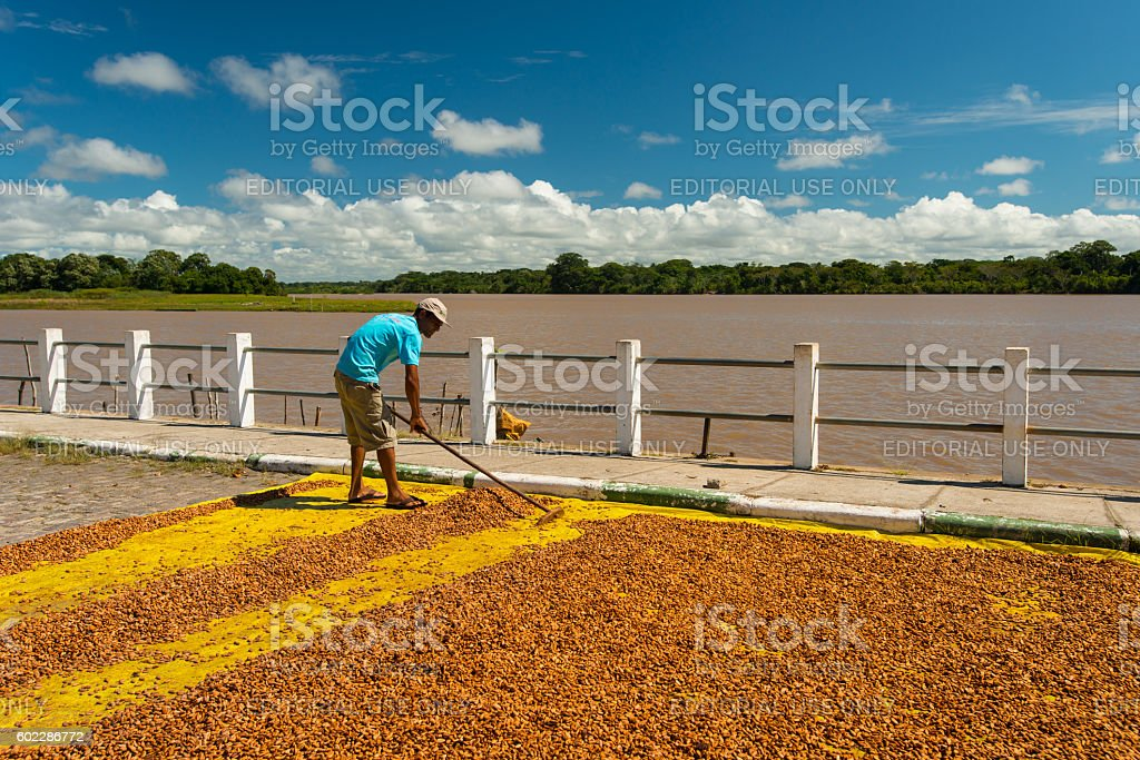 Belmonte - Bahia stock photo