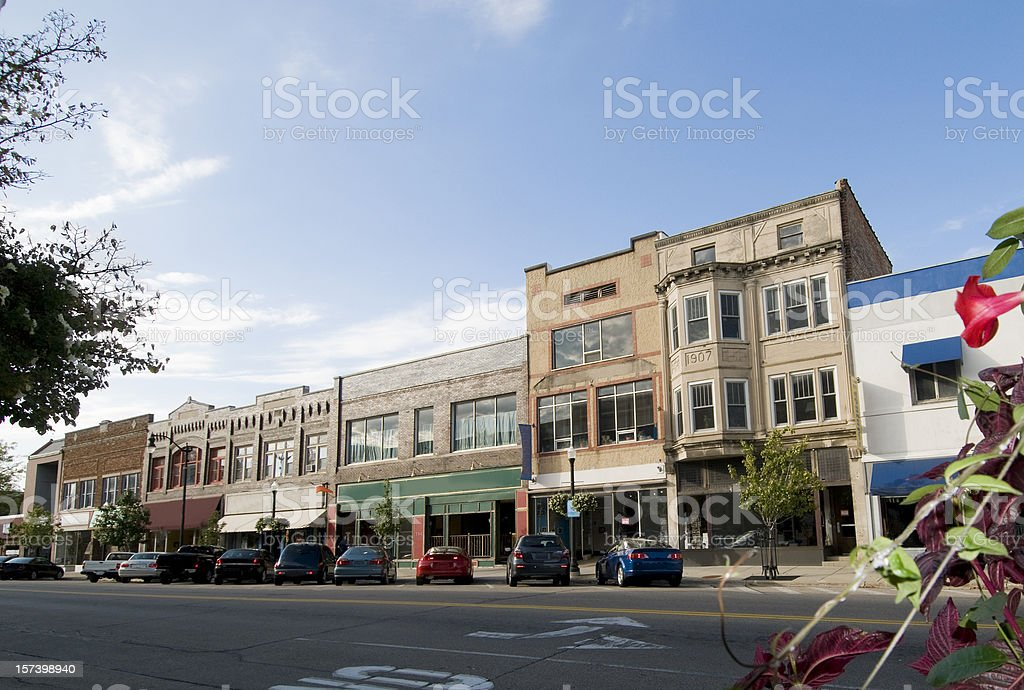 Beloit, Wisconsin stock photo