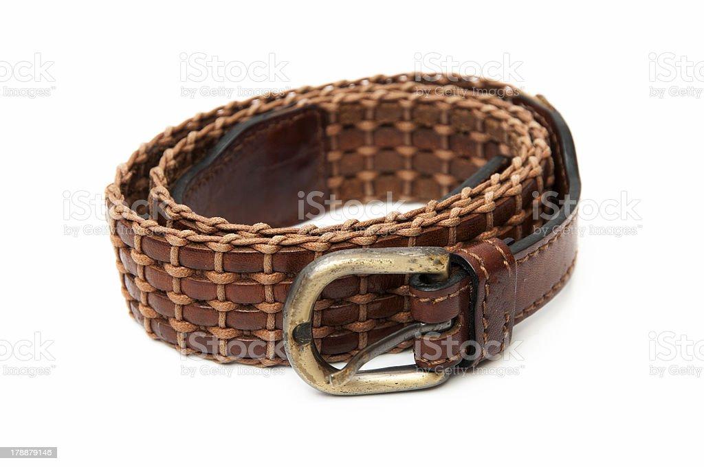 Belt Design royalty-free stock photo