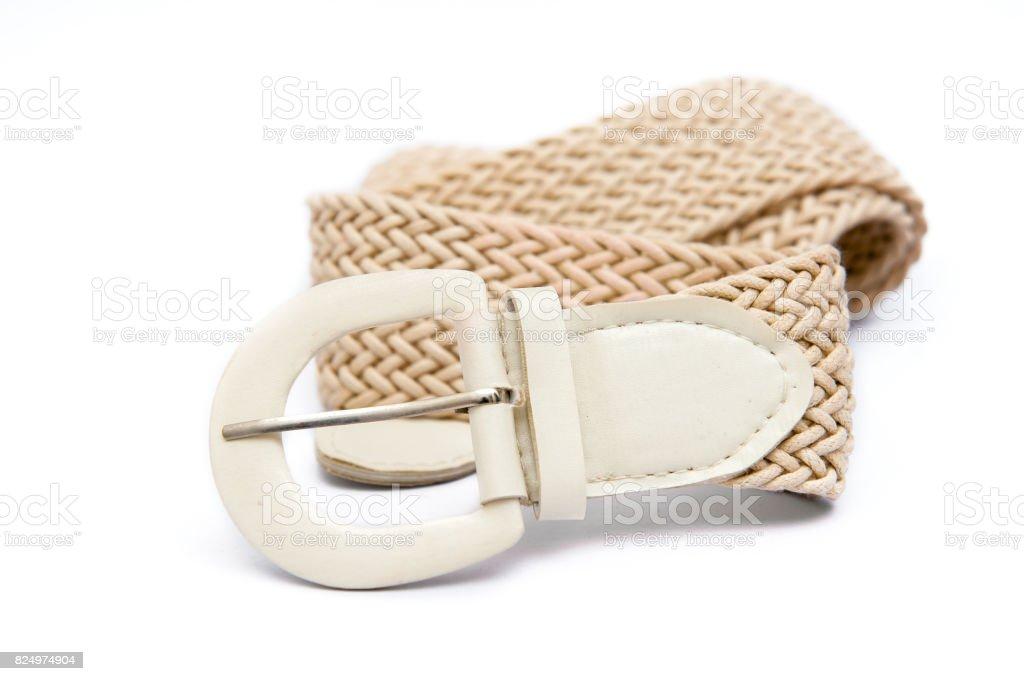 belt stock photo