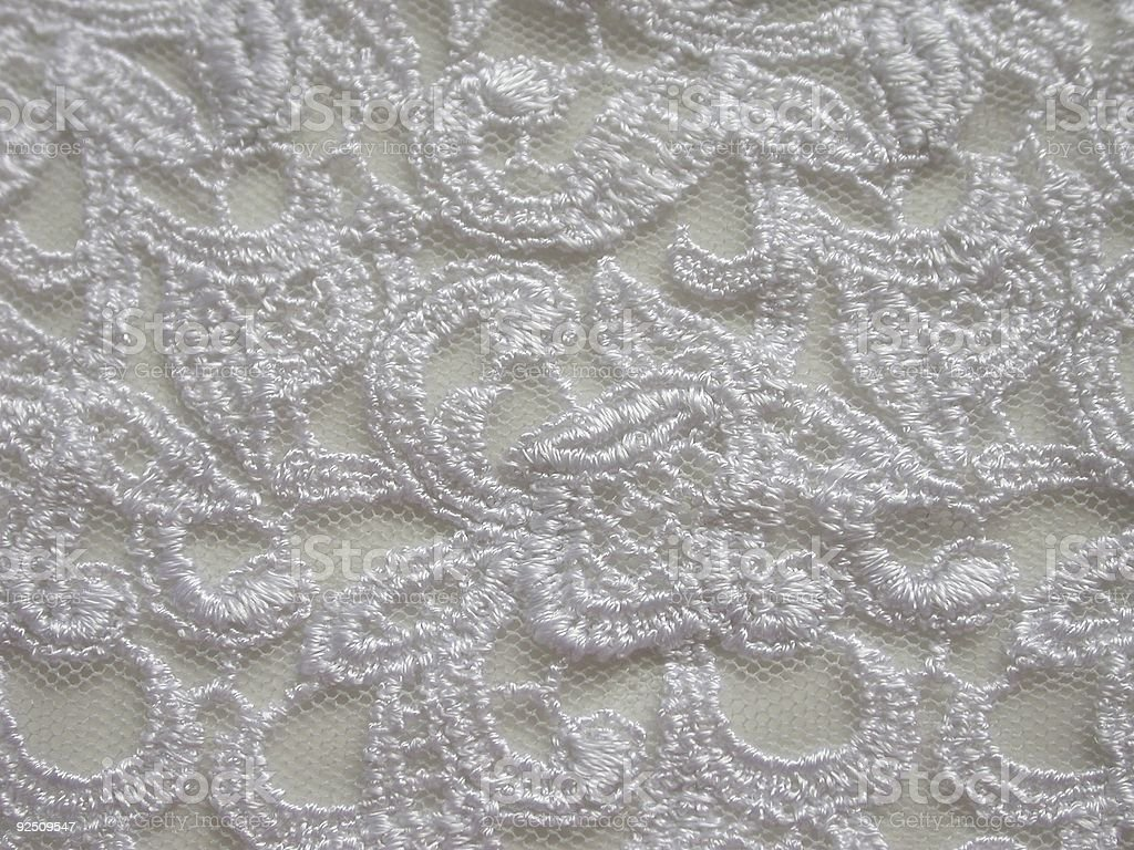 Bemberg Lace stock photo