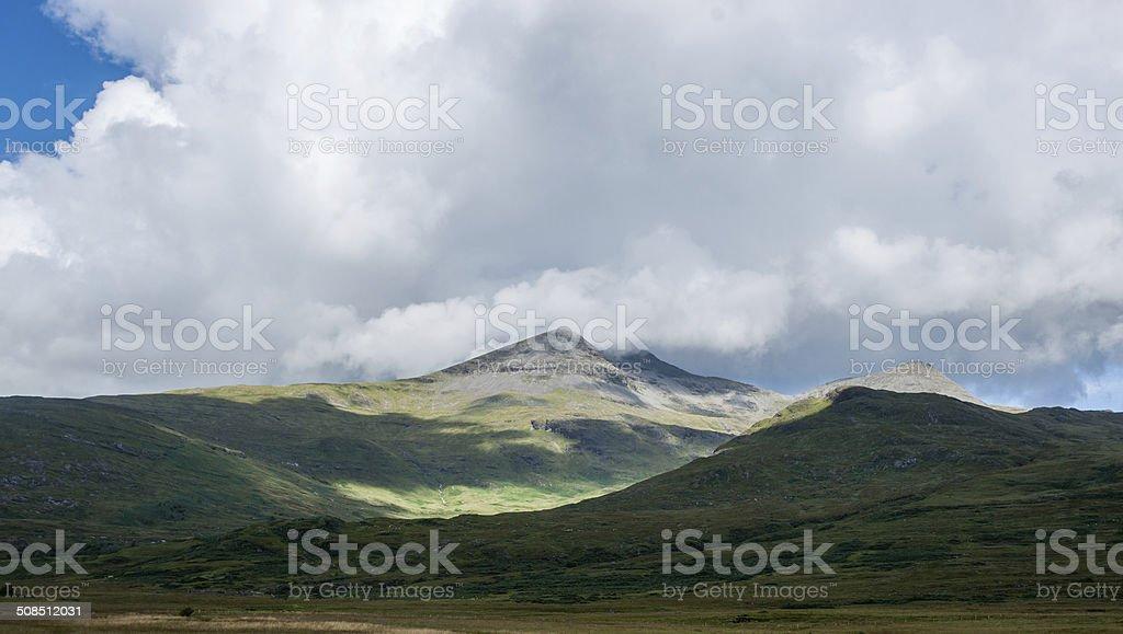 Ben More, Isle of Mull stock photo