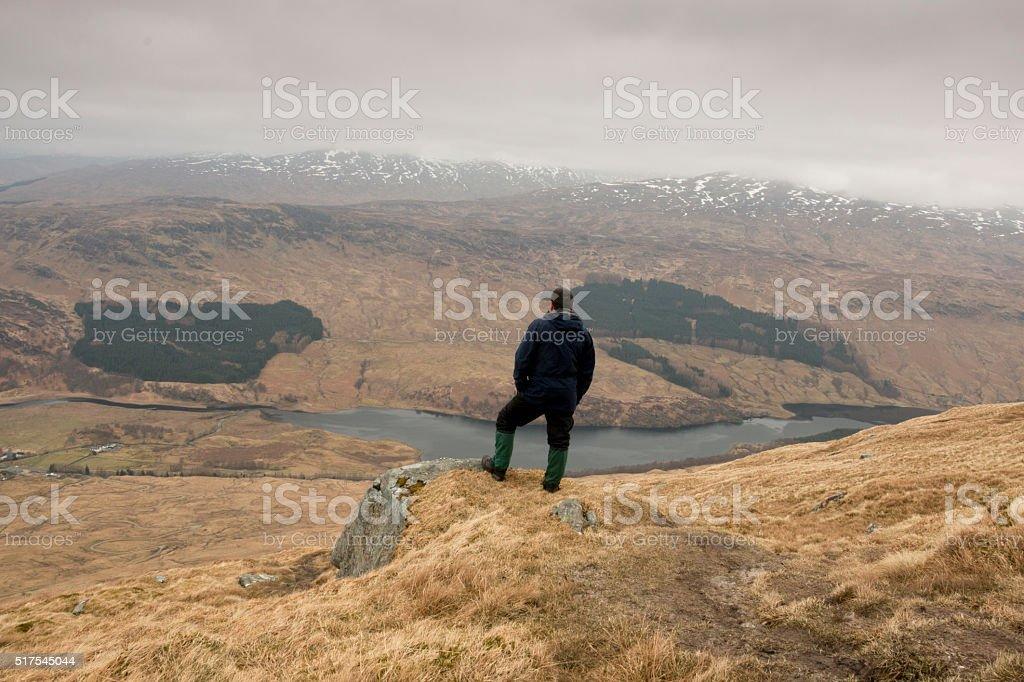 Ben More (Crianlarich) stock photo
