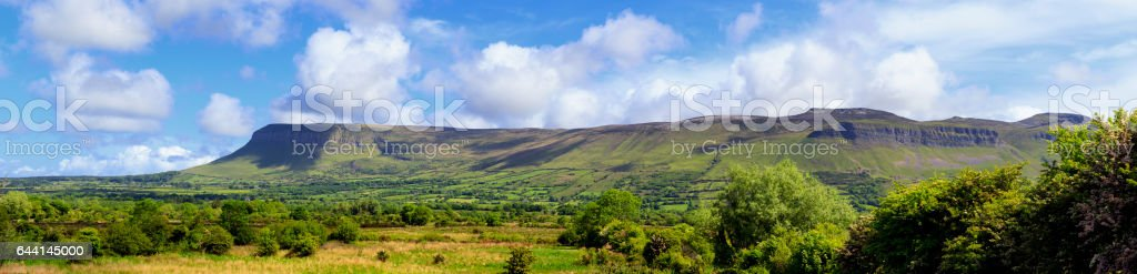 Benbulbin, Sligo stock photo